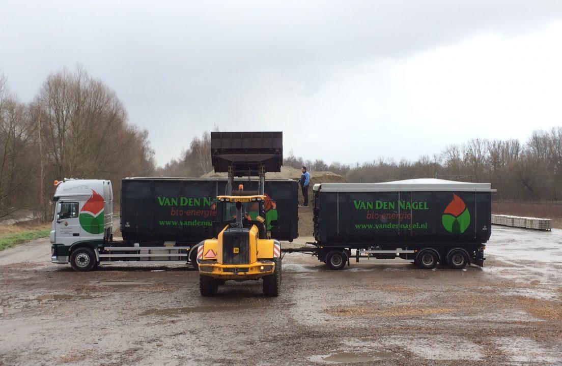 biomassa transport