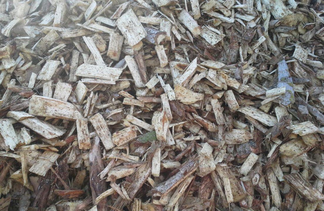 kwaliteit houtchips
